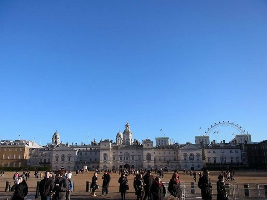 Horse Guards Building: 全景です。
