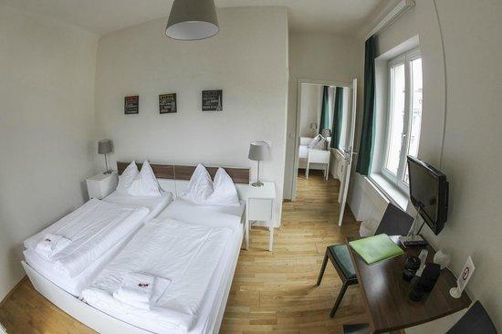 B&B Graz : Family room