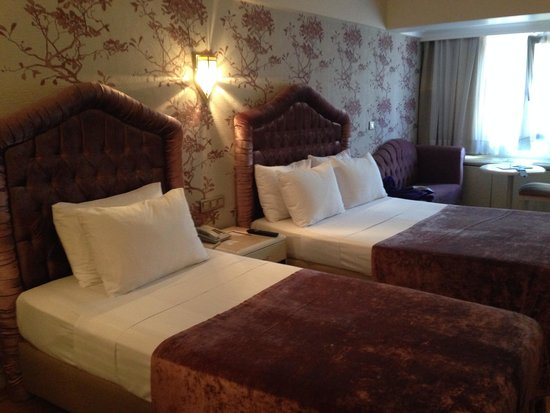 Grand Anka Hotel: Grand Anka Room No. 412