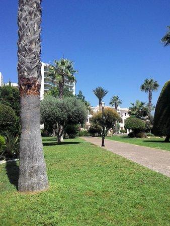 Aldeas De Taray Club: Внутренняя территория