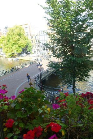 Boutique B&B Kamer01: view from room