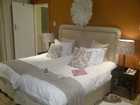 Bantry Bay, Afrique du Sud : Very comfy bed ....