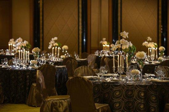Renaissance Pudong Hotel Ballroom