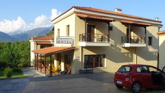 Hotel Meteoritis : nr 2 af 3 bygninger