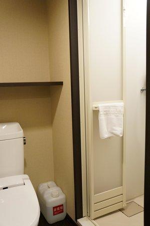 Dormy Inn Premium Kyoto Ekimae: Bathroom.