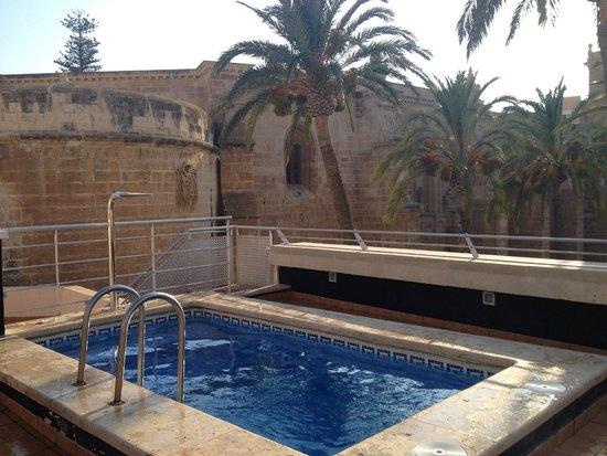 Hotel Catedral Almeria: Jacuzzi