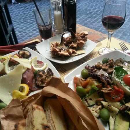 Cantina & Cucina: sensationelles Mittagessen