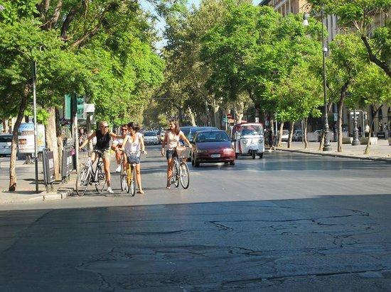 Palermo by Bike