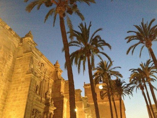 Hotel Catedral Almeria: Catedral