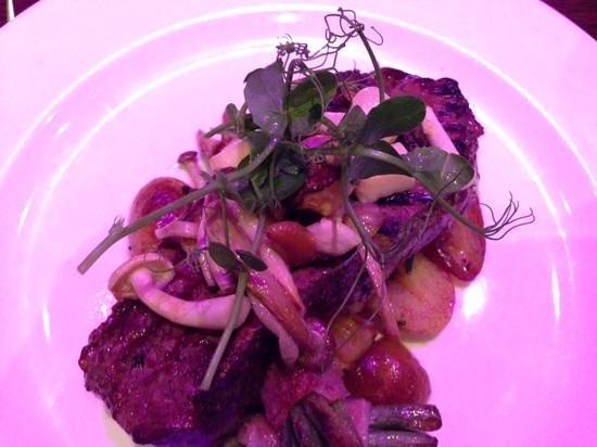 Calabria: sirloin steak