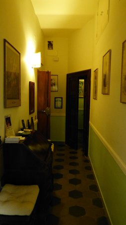 Residenza Maritti: Zonas comunes
