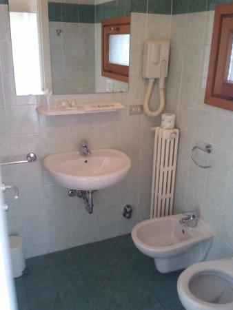 Hotel Palladio: bagno