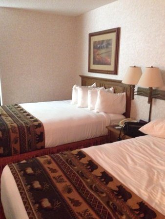 Oasis Inn: Le stanze!