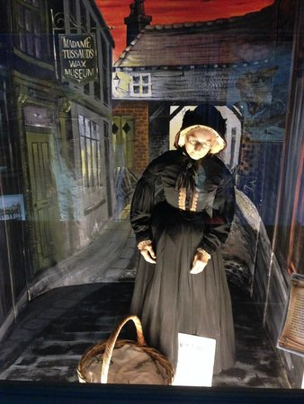 The Wax Museum: Madame Tussaud
