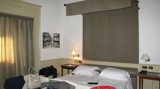 Grand Hotel Piazza Borsa: Camera