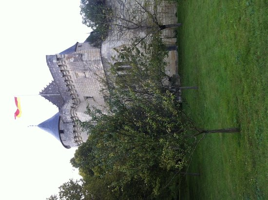Chateau de la Motte : the castle
