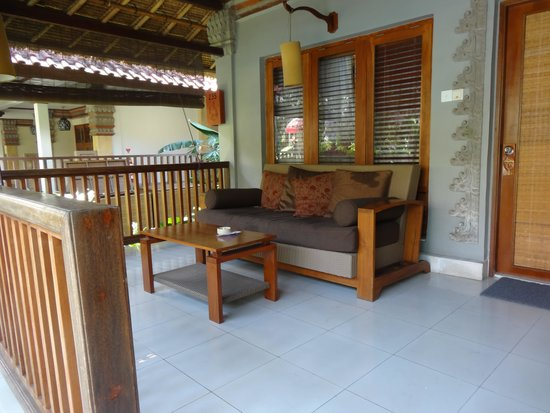 Ramayana Resort & Spa: Verandah poolside room