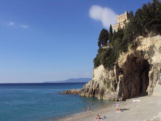 Hotel Villa Chiara: il mare.....