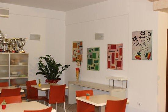 Marinetta Bed & Breakfast: Hall2