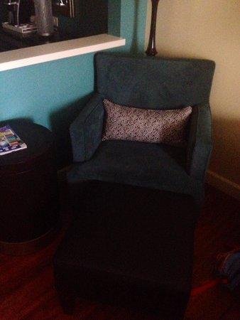 Hotel Indigo Atlanta Airport College Park: Chair