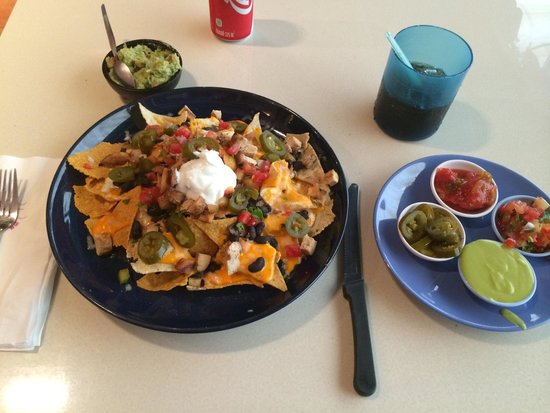 Sunrise Tacos Mexican Grill - Sukhumvit 13 : Huge portion!