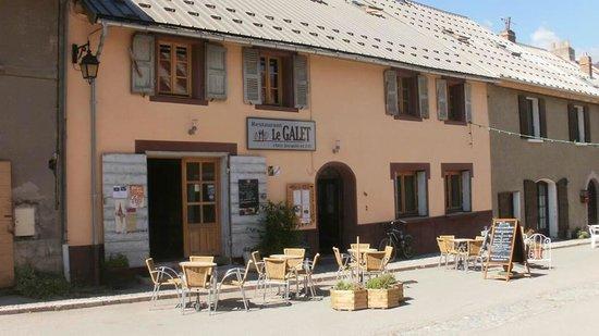 Restaurant Le Galet