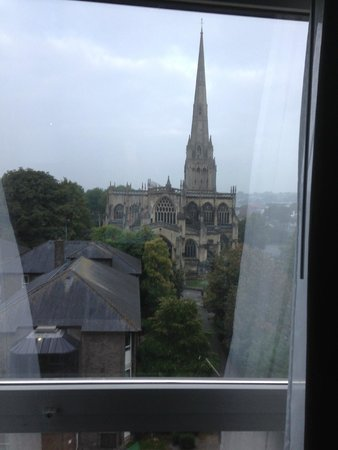 DoubleTree by Hilton Hotel Bristol City Centre: St Mary Redcliffe