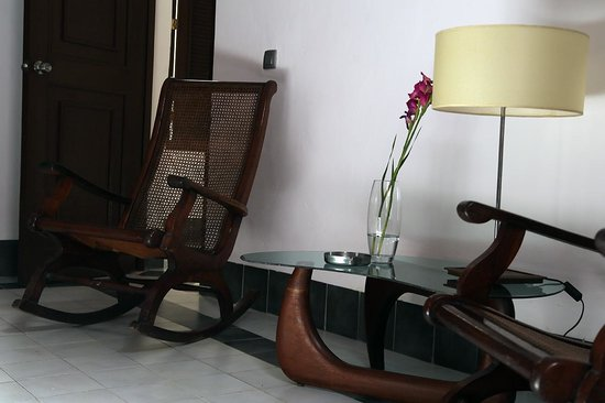 Suite Havana : chambre