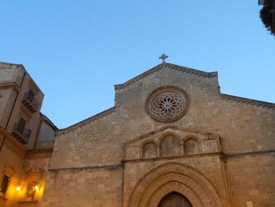 Antica Focacceria San Francesco: chiesa