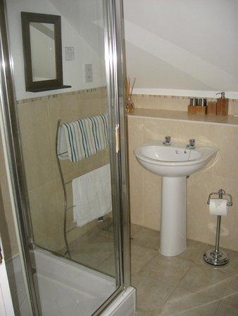Neidpath Bed & Breakfast: Bathroom