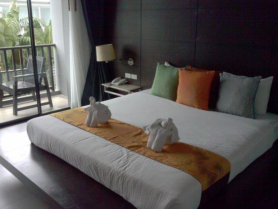 Aree Tara Resort: superior room