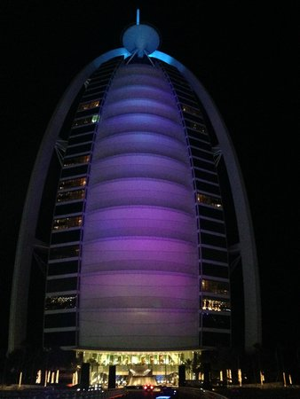 for Burj al arab reservation