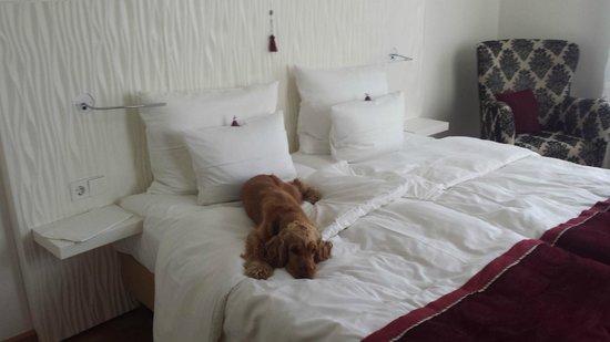Best Western Premier Hotel Victoria: Lit très confortable