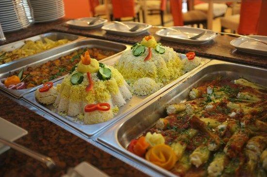 MPM Hotel Astoria: Restaurant