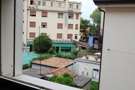 Hotel Vienna : Вид из окна