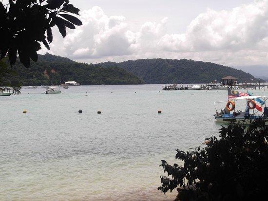 Sapi Island : The Island