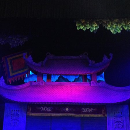 Thang Long Water Puppet Theater : Water Puppet Show