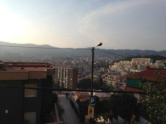 Mellow Hostel Barcelona: Vue