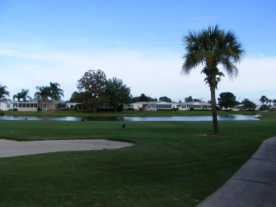 Port Orange, Flórida: Crane Lakes Golf and Country Club