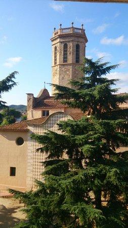 Hotel Merce: Вид из окна на собор Св.Марии