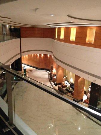 Radisson Blu Plaza Delhi : 館内
