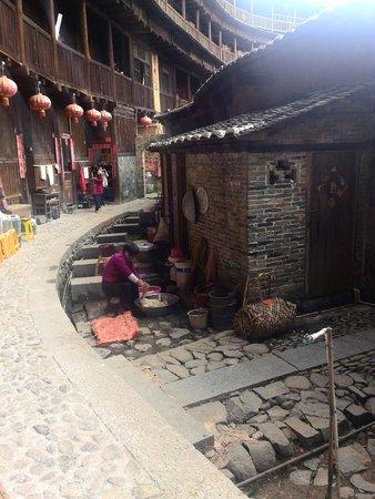 Hakka Houses: In Chengqi Hakka House