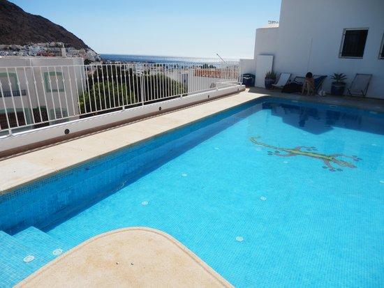 Hostal El Dorado: piscina