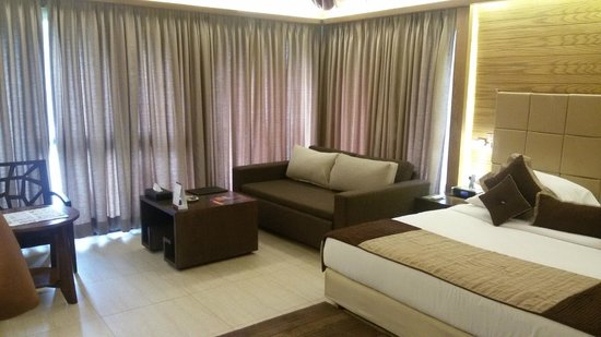 Aamby Valley City: living room