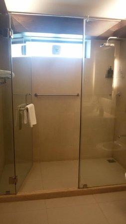 Aamby Valley City: bathroom