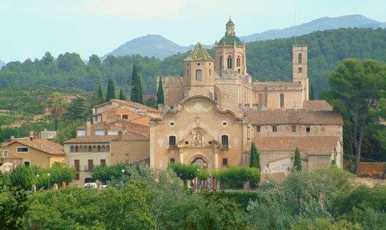 Reial Monestir de Santes Creus: Santes Creus klooster
