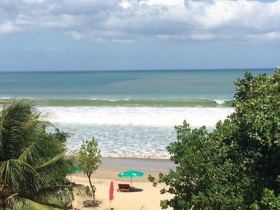 Pro Surf School Bali: Vue de la chambre