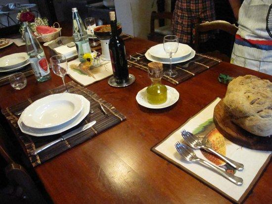 Agriturismo Filettro: cena toscana