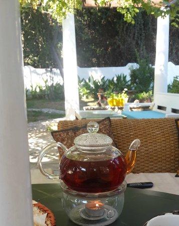 Ece Hotel Bodrum: Kahvaltısı oldukça doyurucu ve çeşidi bol.