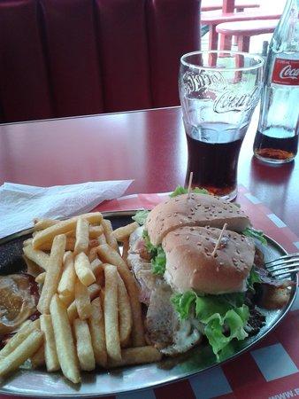 Rex Diner: Chivito